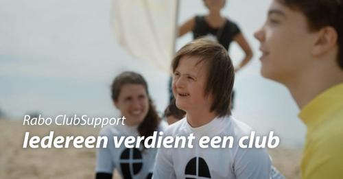 Stem op onze club bij Rabo ClubSupport